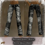 CT-Petite-Male-Battered-Jeans-Black