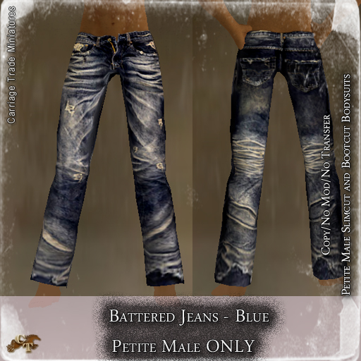 CT-Petite-Male-Battered-Jeans-Blue